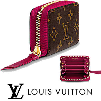 [関税,送料込/国内発送]Louis Vuitton*ZIPPY MULTICARTES