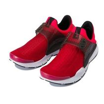 国内配送 NIKE SOCK DART KJCRD RED