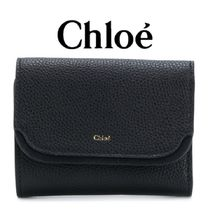 【18SS】大注目★SEE BY CHLOE★Easy Small Tri-fold wallet