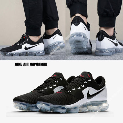 Nike スニーカー NIKE★AIR VAPORMAX★バイカラー★BLACK/METALLIC SILVER/WHITE