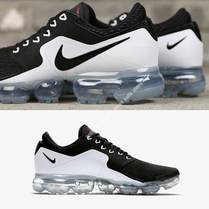 Nike スニーカー NIKE★AIR VAPORMAX★バイカラー★BLACK/METALLIC SILVER/WHITE(2)