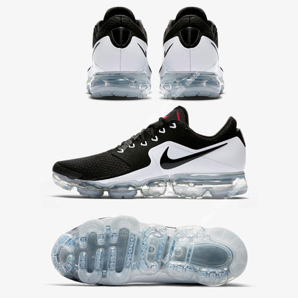 Nike スニーカー NIKE★AIR VAPORMAX★バイカラー★BLACK/METALLIC SILVER/WHITE(4)