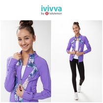 <ivivva by lululemon>Perfect Your Practice Jacket パープル