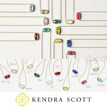 KENDRA SCOTT*新作*誕生石/ネックレス/Elisa Pendant Necklace