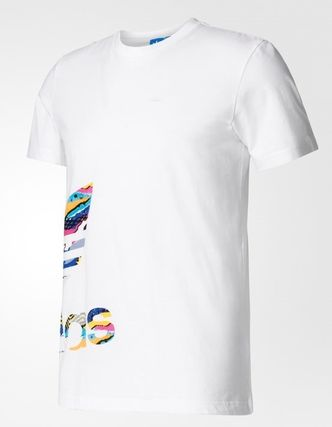 adidas Tシャツ・カットソー ADIDAS★正規品★Monthly Graphic T-Shirt_BQ3030(7)