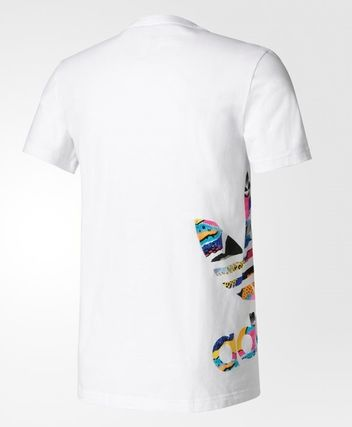adidas Tシャツ・カットソー ADIDAS★正規品★Monthly Graphic T-Shirt_BQ3030(8)
