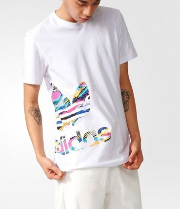 adidas Tシャツ・カットソー ADIDAS★正規品★Monthly Graphic T-Shirt_BQ3030(9)