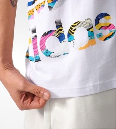 adidas Tシャツ・カットソー ADIDAS★正規品★Monthly Graphic T-Shirt_BQ3030(12)