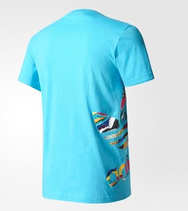 adidas Tシャツ・カットソー ADIDAS★正規品★Monthly Graphic T-Shirt_BQ3030(14)
