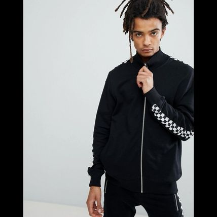 ASOS セットアップ Criminal Damage*チェック Track Jacket/Joggers*セットアップ(2)