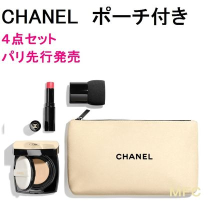 CHANEL ファンデーション LES BEIGES 限定セット ★パリ先行発売