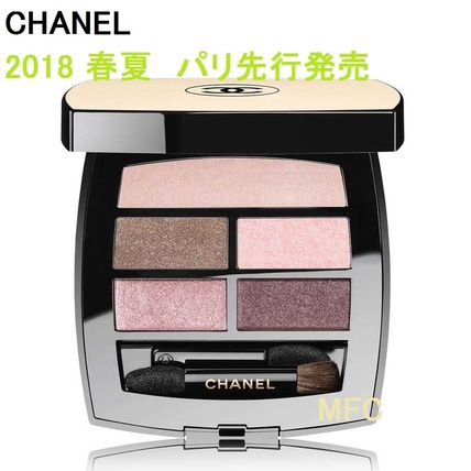 CHANEL アイメイク LES BEIGES PALETTE REGARD BELLE MINE NATURELLE ★パリ先行