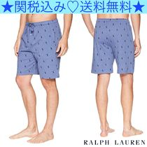 部屋着に最適!!★Polo RalphLauren★1/20 Knit Sleep Shorts★