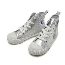 国内配送 CONVERSE CHILD ALL STAR N SILVER Z HI SILVER