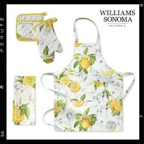 【 Williams Sonoma】エプロン他・ギフト3点セット