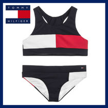 ★Tommy Hilfiger★キッズ★フラッグカラービキニセット★