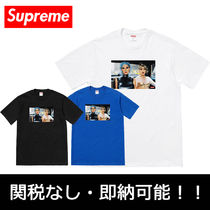 即納国内発送 Supreme Nan Goldin Misty and Jimmy Paulette Tee