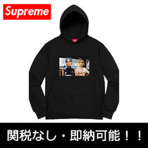 即納国内発送 Supreme NAN GOLDIN HOODED SWEATSHIRT フーディ