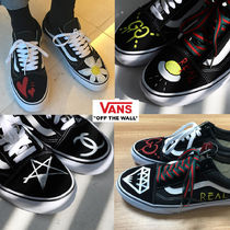 GD着用◆[VANS X ASCLO]◆C/G Hand Painting Old Skool 全 4種類