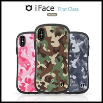 ☆iFace☆ FirstClass Military iPhoneX