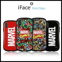 ☆iFace☆ MARVEL FirstClass iPhoneX