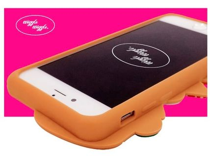 wiggle wiggle スマホケース・テックアクセサリー ★Wiggle Wiggle★Funky Case★ブレックファーストiPhone(3種類)(7)