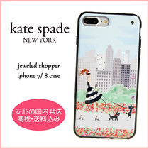 【国内発送】jeweled shopper iPhone 7 & 8 case セール