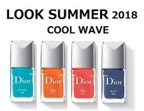 DIOR *DIOR VERNIS *LOOK SUMMER 2018 COOL WAVE,新商品