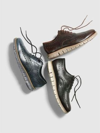 【Cole Haan コールハーン】Wingtip Oxford 【送料・関税込み】