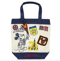 米国【Disney】昔のミッキー Walt Disney World 1971 Tote ★