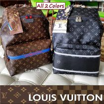 【Louis Vuitton】2色展開 モノグラム柄 アポロ バックパック