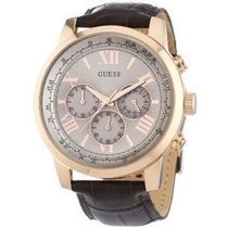 ゲス GENUINE GUESS Watch CLASSIC Male Chr 腕時計