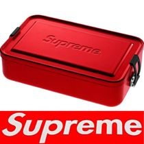 Supreme ☆SS18 Week1 SIGG Metal Box Large lunch 弁当箱
