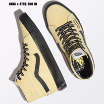 VANS x ATCQ SK8 HI BONITA APPLEBUM★コラボ★MELLOW YELLOW