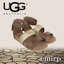 18SS☆★UGG★GIRLS★CHESTNUT MARABELサンダル