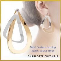 *関税送料込*Charlotte Chesnais Maxi Endless  片耳ピアス