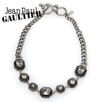 JeanPaul GAULTIER(ジャンポールゴルチエ) ネックレス・ペンダント JeanPaul GAULTIER《GROS CAILLOUX》ネックレス(即納・送料込)