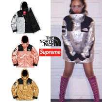 Supreme The North Face Metallic Mountain Parka シュプリーム