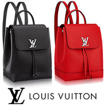 [関税・送料込]Louis Vuitton*LOCKME BACKPACK