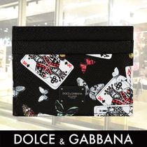 DOLCE & GABBANA Cards Card Holder 関税送料込