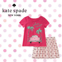 Kate Spade ケイトスペード Where Next Tシャツ&スカートセット
