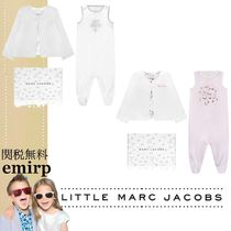 18SS☆LittleMarcJacobs★ロンパース&カーディガンギフトセット