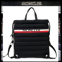 【MONCLERモンクレール】18SS NEW KINLY 2WAYバッグ BLACK/EMS