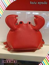 kate spade☆SHORE THING CRAB COIN PURSEカニさんコインケース