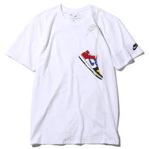 送料無料 !  NIKE AS M DUNK QS HOOK TEE - White