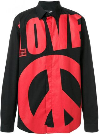 LOVE MOSCHINO◆Cute シャツ / ロゴ