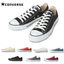 定番【CONVERSE】コンバースCHUCK TAYLOR  CANVAS ALL STAR OX