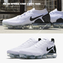 NIKE★AIR VAPORMAX FLYKNIT 2★WHITE/BLACK