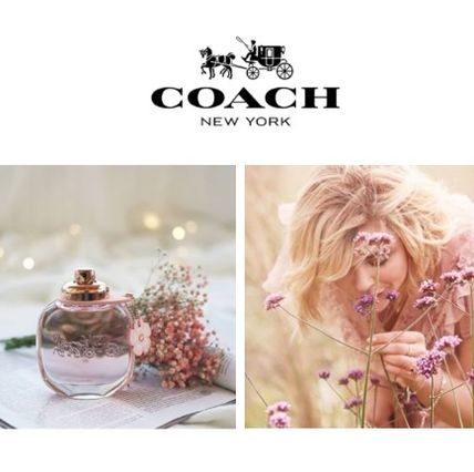 Coach 香水・フレグランス 国内発【COACH】2018SS新作&雑誌掲載♥Floral ODP 30ml