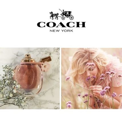 Coach 香水・フレグランス 国内発【COACH】2018SS新作&雑誌掲載♥Floral ODP 90ml